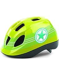 Polisport City Slick Helm, Mädchen, grün