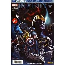 Infinity #1 (6) (panini (2014)