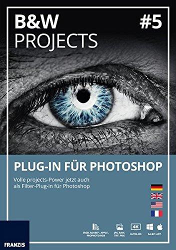 BLACK & WHITE projects 05 Plug-In für Photoshop (Win & Mac)
