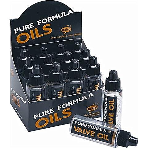 Pulizia e Manutenzione Strumento a Fiato Dunlop HE451 Olio Pure Formula per chiavi