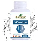 L-Carnitina capsulas - quema Grasas para bajar de Peso rapido | Potente Adelgazante para perder Peso con actividad fisica y ejercicio | Reduce sobrepeso y obesidad | Mejora musculación, resistencia, rendimiento y recuperación | Complemento alimenticio Premium | 100% Garantía y Envío Gratuito