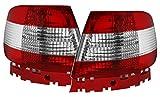 AD Tuning GmbH & Co. KG 960068 Rückleuchten Set, Klarglas Rot-WeiàŸ
