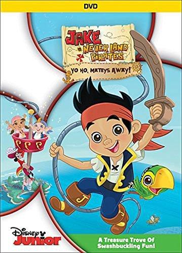 (Jake & The Never Land Pirates: Yo Ho, Matey's Away)