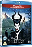 Maleficent (Blu-ray 3D + Blu-ray) [2014] [Region Free]
