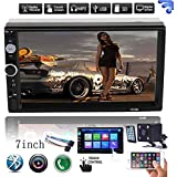 XuBa HD 7 Double 2Din Blueteeth Car Stereo Radio FM/MP5 Player Touch Screen in-Dash