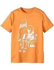 Quiksilver Jungen Kurzarm-T-Shirt Classic T Y A52 B Tee