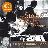 Le joueur d'échecs - Audiolib - 19/11/2010