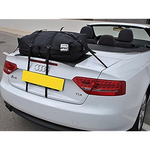 AUDI A5 cabrio/cabriolet per portapacchi impermeabile, con cinghie per valigie, basta per coperchio.