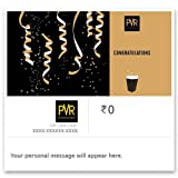 PVR Cinemas - Digital Voucher Amazon deals