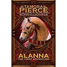 Alanna: The First Adventure (Song of the Lioness series Book 1) (English Edition)