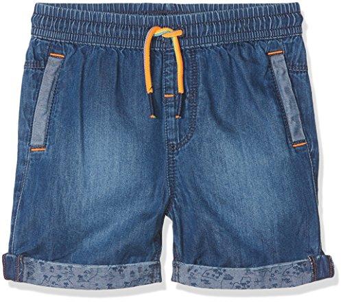 s.Oliver Baby-Jungen Shorts 65.804.72.2070, Blau (Blue Denim Non Stretch 54y7), 62