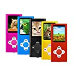 MP3 Player Music Media ES Traders 8GB With Radio, Voice Recorder, Games 4th Generation