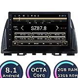 ROADYAKO 10,1 Zoll Indash Auto Stereo für Mazda6 Atenza 2014 2015 Auto Radio GPS Navigation Player 2 GB RAM 32ROM WiFi 3G RDS Spiegel Link FM AM Bluetooth SWC