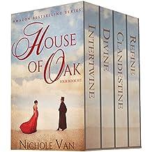 House of Oak: Intertwine, Divine, Clandestine and Refine (English Edition)