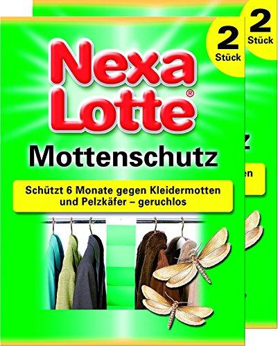 Nexa Lotte Mottenschutz - 4 St.