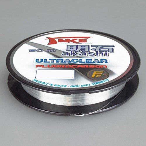 LineaeffeTake Akashi Fluorocarbon Ultraclear 50m 0,20mm