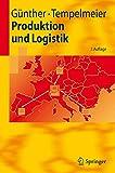 Image de Produktion und Logistik (Springer-Lehrbuch)