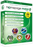 Produkt-Bild: homepage maker 9 Express