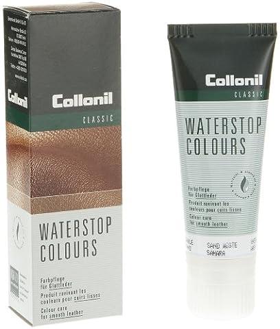 Collonil Waterstop Classic, Cirage - Marron (Sable), 75 ml