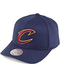 Casquette Team Logo High Crown Cleveland Cavs 110 bleu marine MITCHELL & NESS