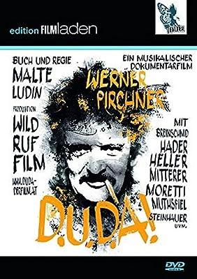 Werner Pirchner - D.U.D.A!, 1 DVD