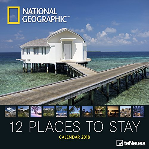 2018-12-national-geographic-12-places-to-stay-teneues-grid-calendar-photography-calendar-30-x-30-cm