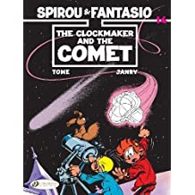 Spirou & Fantasio Vol. 14 The Clockmaker And The Comet