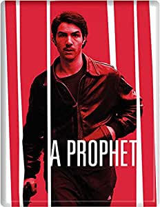 "A Prophet - ""Un Prophète"" - Zavvi Exclusive Limited Edition Steelbook (Ultra Limited Print Run) Blu-Ray"