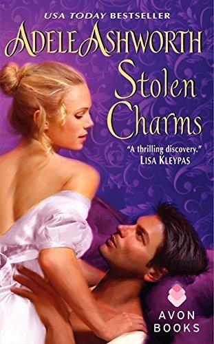 Portada del libro Stolen Charms (Winter Garden series) by Adele Ashworth (2013-03-26)
