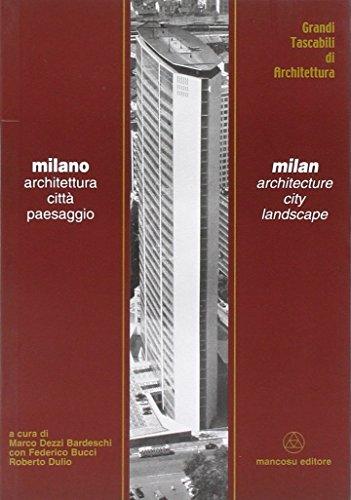 Milano architettura città paesaggio-Milan architecture city landscape