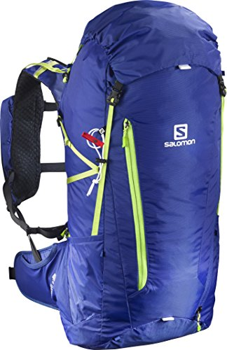 Imagen de salomon peak 40 , unisex adulto, azul surf the web , talla única
