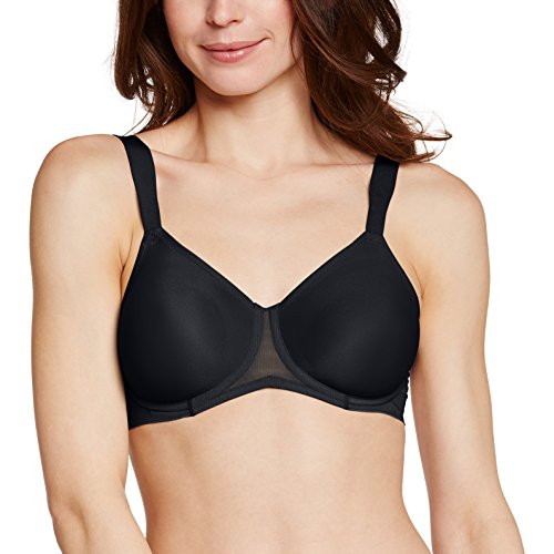 Triumph Damen Minimizer BH Perfect Sensation W01, Schwarz (Black 04), Gr. 80F