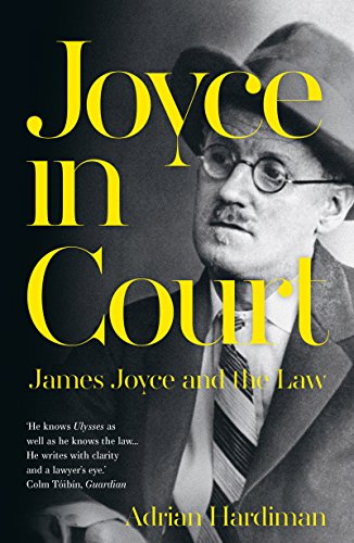 Joyce in Court (English Edition) eBook: Adrian Hardiman: Amazon.es ...