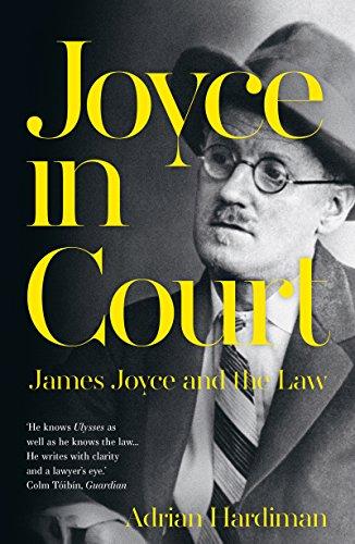 Joyce in Court (English Edition)
