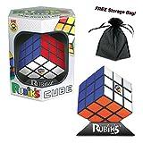 #10: Rubiks Original 3x3 Cube. Includes Free Mesh Storage Bag.