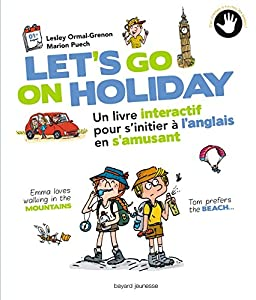 "Afficher ""Let's go on holiday"""