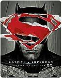 Batman v Superman: Dawn of Justice Steelbook (exklusiv bei Amazon.de) [3D Blu-ray] [Limited Edition]