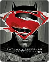 Batman v Superman: Dawn of Justice Steelbook - Ultimate Edition (exklusiv bei Amazon.de) [3D Blu-ray] [Limited Edition]