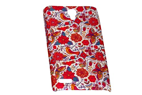 Floral Fashion Designer Print Snap-On Hard Slim Back Flexible Bumper Case Cover For Xiaomi Redmi Note 3G / 4G / Redmi Note Prime  available at amazon for Rs.149