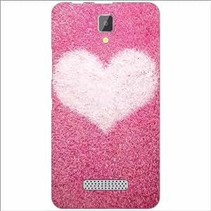 Lenovo A2010 Back Cover - Pink Designer Cases