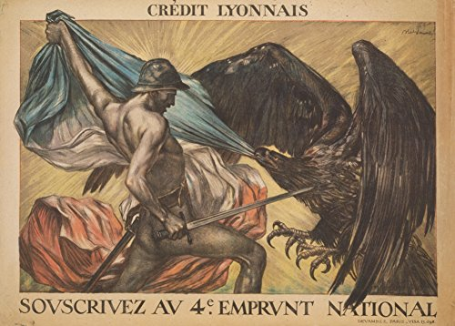 vintage-french-ww1-1914-18-propaganda-credit-lyonnais-subscribe-to-the-natioal-loan-250gsm-gloss-art