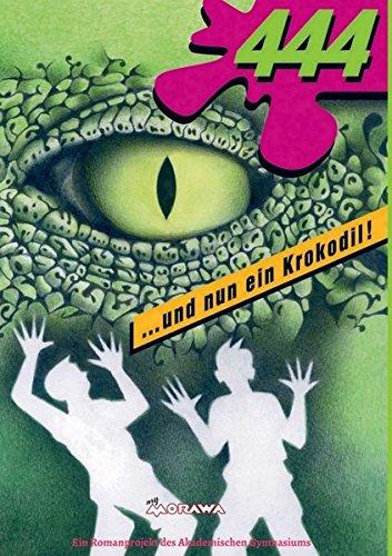 444: ...und nun ein Krokodil