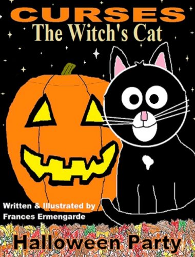 Curses, The Witch's Cat - Halloween Party (English Edition)