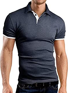 Grin&Bear Slim fit Polo Homme Manche Court t Shirt GB160 (B00LZS2WIO) | Amazon price tracker / tracking, Amazon price history charts, Amazon price watches, Amazon price drop alerts