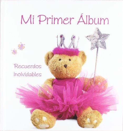 Mi Primer Album Niña. Recuerdos Inolvi