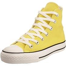 converse amarillas claras