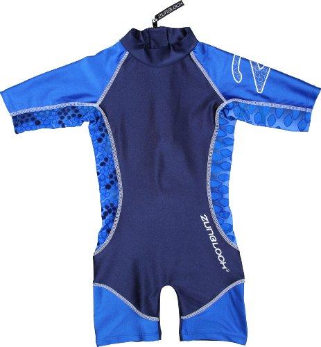 Zunblock Jungen UV Schutzkleidung Sunsuit, Blau, 86-92, 1340162