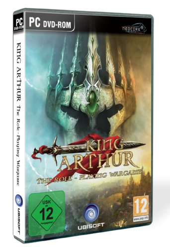 King Arthur - The Roleplaying Game