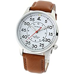 [LAD WEATHER] Swiss Tritium Military Design Night time Casual Men's Sport watch