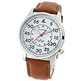 [LAD WEATHER] Trizio svizzero orologio militare Uomo tempo di note Attività all'aperto Casuale